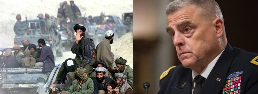 Afghan Taliban and US Army