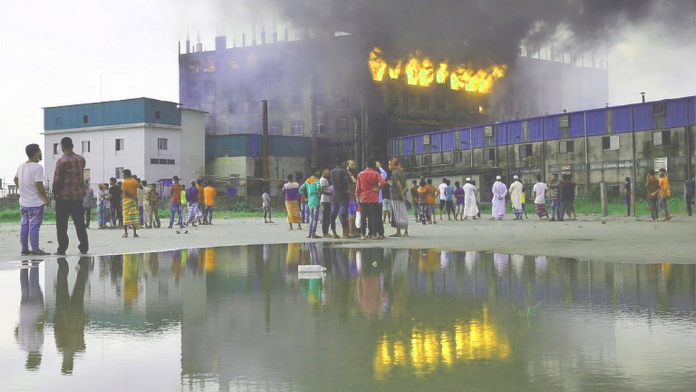 Bangladesh Factory Fires