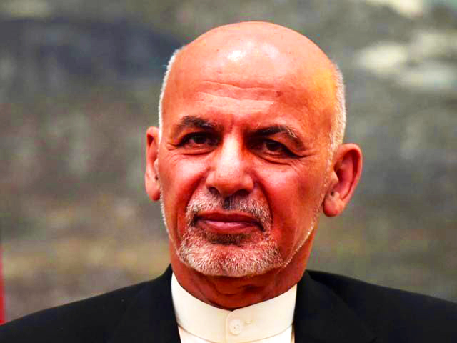 خون ریزی سے بچنے کے لیے لیے افغانستان کو چھوڑا ہے