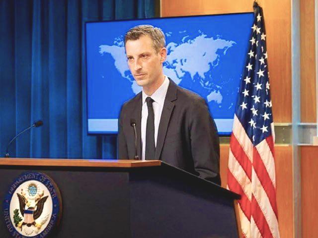 امریکہ کا پاکستان سے افغانستان میں سیاسی حل کے لئے مدد طلب