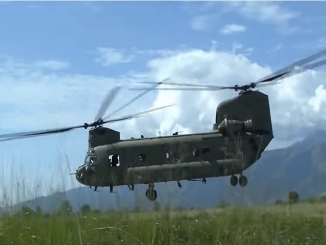 US Army Helicopter